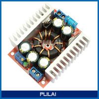 High Power 15A DC-DC Buck Converter 4-32V Step Down To 1.2-32V Adjustable Power Supply Module