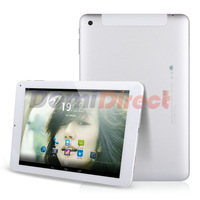 9 inch Cube u39GT 3G Talk9 MT8389T Quad Core 1.5Ghz 1GB RAM 16GB ROM dual camera Bluetooth FM GPS 1920*1280pix android tablet pc