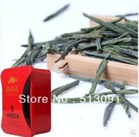 Newest Top grade liuan guapian green tea china tea ceremony pot 50g High quality organic Chinese Anhui liu an gua pian tea