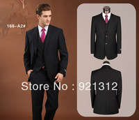 Hot Selling 2014 New Men Suits High Quality Latest Brand Designer Dress Suits Business Men's Wedding Suits