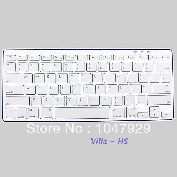 2014 rechargeable lithium wireless Bluetooth keyboard laptop keyboard Scissor Slim Tablet PC Keyboard(China (Mainland))