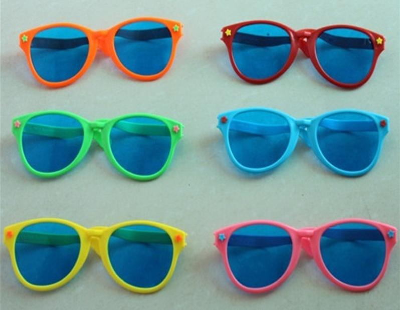 2014 New Sandbeach Glasses Sale by Bulk 26*10CM Extra Large Size Bar Glasses Fans Glasses Carnaval Party Glasses(China (Mainland))