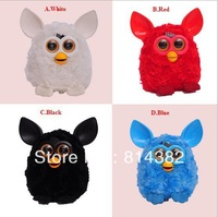 NEW Arrival Electric Phoebe Elves Recording Plush Electronic Pet Toys Talking Christmas Gift Talking Educational Free shipping