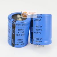 Cde capacitor cde 1500uf 160v