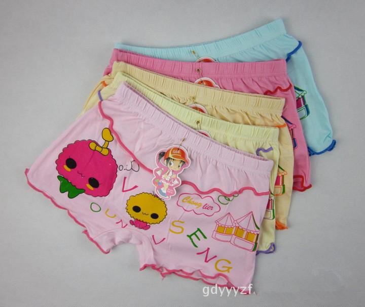 Детские трусики YJM 10pcs/lot Undrwear Pantys 031