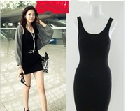 2014 New fashion Women 's Dress Sexy Slim Dress Render skirt Free Shipping