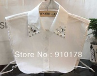 2014 korean beads OSL false collar necklace all match shirt fake collar fashion women accessories FC153