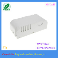 30 pieces a lot electric energy meter enclosure LED plastic enclosure electronic housing box 73*36*24mm 2.87*1.42*0.94inch