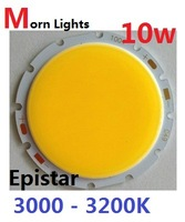 10w LED Cob Chip diameter 49mm circle cob led lamp chip energy saving led Epistar