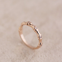 Fall in love physick rhinestone fashion slender ring