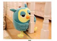 Super cute 38cm 1pc Korean dramas Heirs little long leg owl plush lovely doll pillow girl children birthday gift stuffed toy
