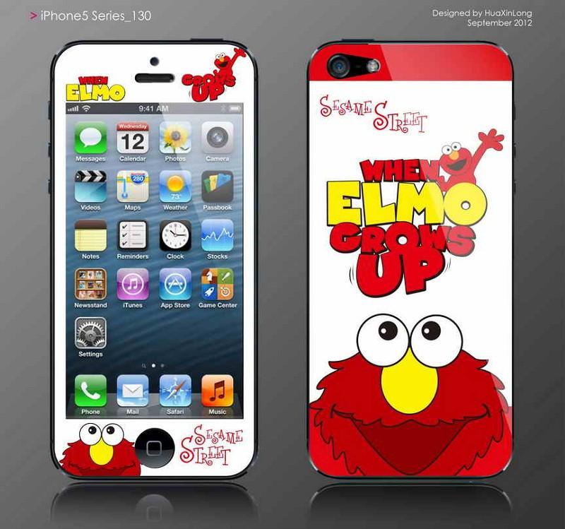 Elmo Cartoon Head Red Elmo Item Cute Cartoon