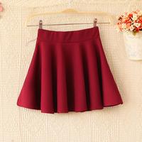 E4312-2013 women's fashion all-match elastic waist trumpet skirt short skirt 0926