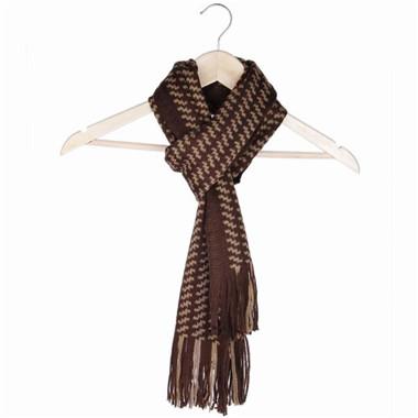 Crochet Pattern scarf MANLY SCARF, Uni Scarf