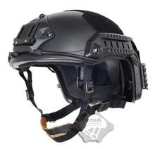 FMA Paintball Airsoft FAST Base Jump Helmet (Black)Tactical Helmet Free shipping(China (Mainland))