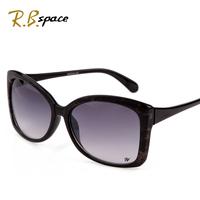 Fashion women's vintage big box sunglasses star style fashion sunglasses anti-uv sun glasses