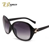 2013 women's sunglasses fashion sunglasses cutout heart decoration female big box sun glasses