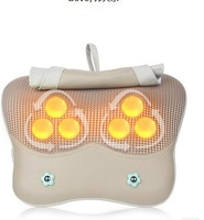 Multifunctional body massage pillow cushion