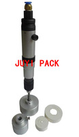 Free Shipping,High quanlity RG-II hand held pheumatic capping machine for different cap size