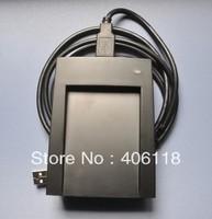 Free shipping,13.56 MHz USB Card RFID / 14443A Reader  Writer Identification Card,S50 S70 M 1K , M 4K , M Utralight