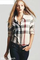 2014 hot sell women brand clothes women's polo shirts Woman Long shirt Women's Shirts S-XL Free Drop Shipping
