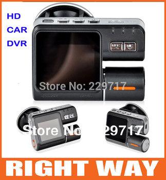 Car DVR Video Camera Recorder Crash Cam G-sensor C900 Free Shipping