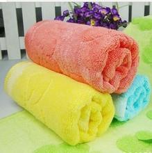 popular flower towel