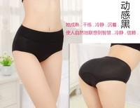 Sexy panties comfortable plus size panties women's temptation mm multicolor