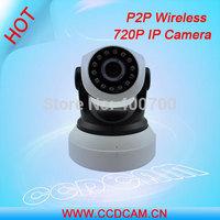 CCTV P2P Network IR IP Dome Camera 1.0 Megapixel  WIFI IP Camera EC-IP2120W