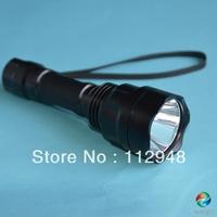UltruFire C8 CREE UV 365NM  Single File LED Flashlight/Torch+Free Shipping