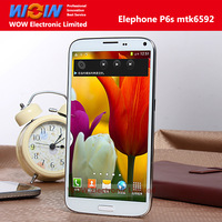 Original 6.3 Inch Elephone P6S Eight-Core Android Phone MTK6592 1.7GHz Octa Core 2GB RAM 16GB ROM 1280*720pix 3000mAH