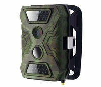 Free Shipping!ZSH0478(2.6C) HD 12MP 720P Hunting Scouting Wildlife Trail Camera DVR PIR More LED 19+21