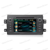 Suzuki SX4 Autoradio Car Stereo DVD GPS Navigation Multimedia System + Free Rearview Camera