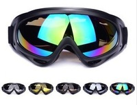Wholesale Super Colorful Ski Glasses X400 Anti-Fog Eyewear for Bicycle & Motorcycle & Outdoor Sports