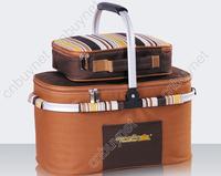 Camping Picnic bag outdoor picnic bag picnic bag picnic supplies cutlery set