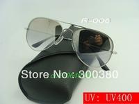 2014 hot-selling sunglasses gradient sunglasses Men Woman glasses neutral glass glasses free shipping