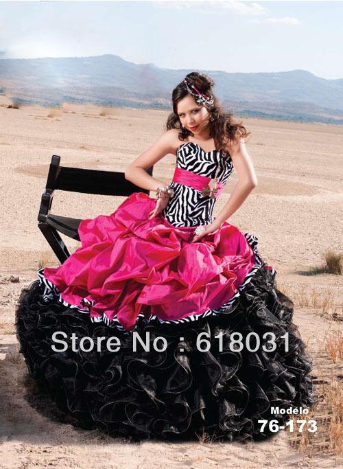 도매 얼룩말 성인식 드레스-구매 얼룩말 성인식 드레스 많은 중국 물품 ...