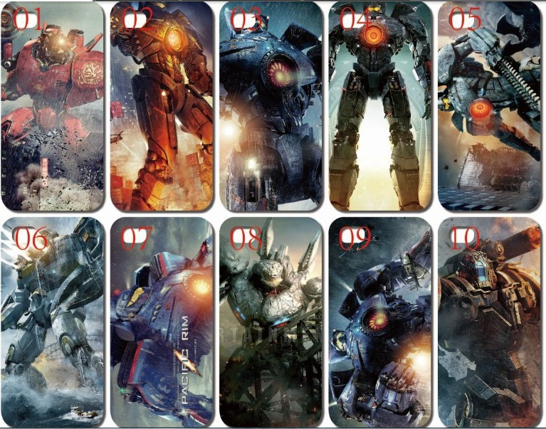 Low price!New skin design The Pacific rim case hard back cover for iphone 4 4s 4g 10PCS/lot+Free shipping(China (Mainland))