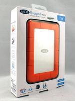 NEW LaCie Rugged Mini 1TB USB 3.0 External Portable Hard Disk Drive HDD 301558