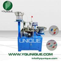 120-180pcs/min Semi-insulating terminal assemble machine