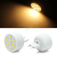 G9 3W SMD 5630 9 LED Warm White Light Lamp Bulb Spotlight Downlight AC 220-240V