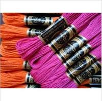 Embroidery Thread Similar DMC Cross Stitch Thread 1 Lot=300 Skein Floss Cotton Fast Shipping