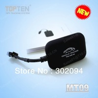 Motorcycle GPS vehicle Tracker MT09 with Water proof ,Mini Size ,easy install