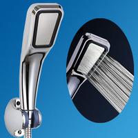 Double 12 pressurized shower super nozzle set of the pressurized shower handheld shower