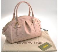 Wholesale brand design classic GENUINE LEATHER BROWN WOMEN BOWLING HANDBAG CODE171729
