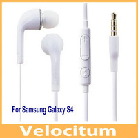 Wholesale 10pc lot  Free shipping High Quality J5 Earpods Earphones with Remote & Mic For Samsung S4  All Samsung Android phones