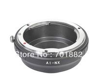 AI-NX Lens adapter for Nikon AI AIS F Lens to Samsung NX Adapter NX5 NX10 NX11 NX210 NX200 NX300 NX1000