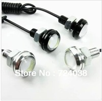High Power Car Lights New 3 W 200pcs Eagle Eye lamp Led For Daytime Running Light DRL Lamp Fog Light led tail light
