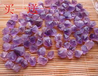 Small natural amethyst drill bit mini crystal stone mineral specimens