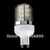 G9 3W 390LM Warm White 48 SMD 3014 LED Corn Light Bulbs 85-265V